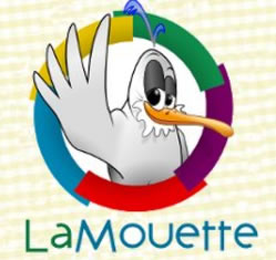 Logo association La Mouette
